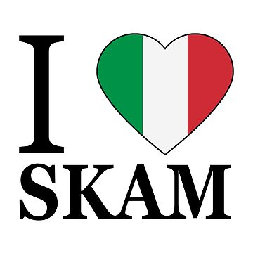 I love Skam Italy by elisc