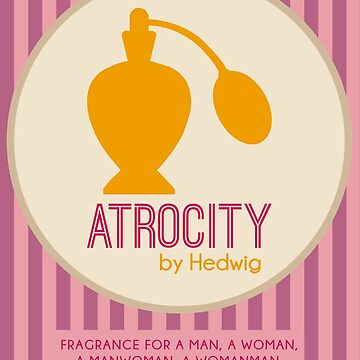 Atrocity, by Hedwig! by elisc