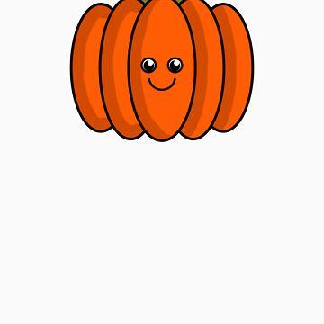 Cute Pumpkin by Hunniebee