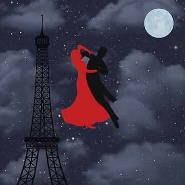 Dancing In The Sky by elisc