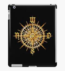 PC Gamer's Compass - Adventurer iPad Case/Skin
