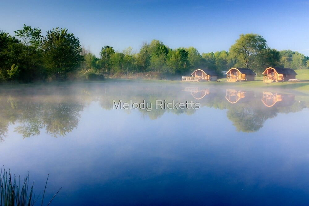 Smoke on the Water by Melody Ricketts