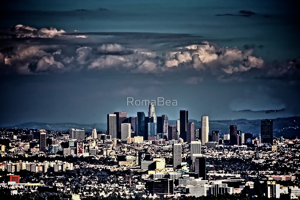 city of angels by RomaBea