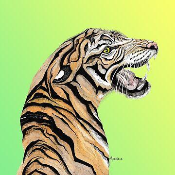 Tiger Variant by Free-Spirit-Meg