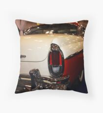 Two - Tone Merc Throw Pillow