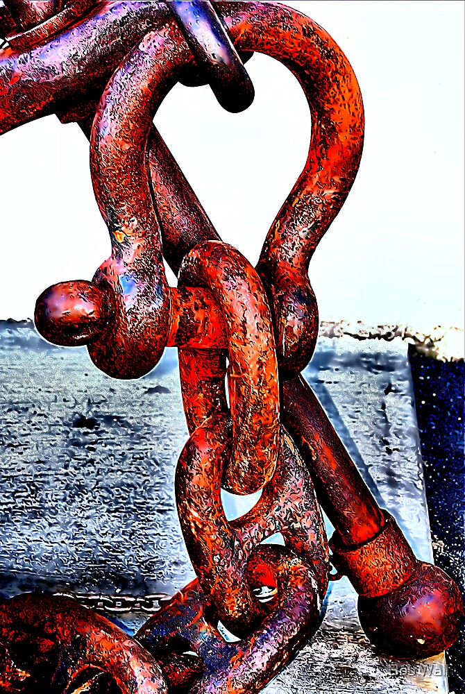 Anchor and Chain by Bob Wall