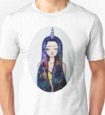 Unicorn Galaxy Unisex T-Shirt