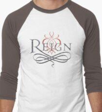 Reign Men's Baseball ¾ T-Shirt