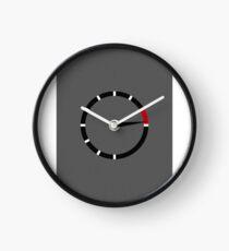Redline - A Minimal Car Design   Clock