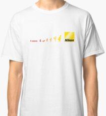 Nikon vs Canon Classic T-Shirt
