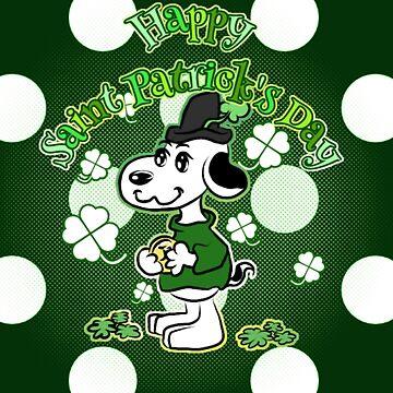 Saint Patrick's Dog by Katastra