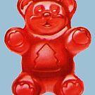 Gummy Bears by bigredfro