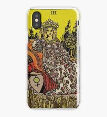 The Empress Tarot iPhone Case