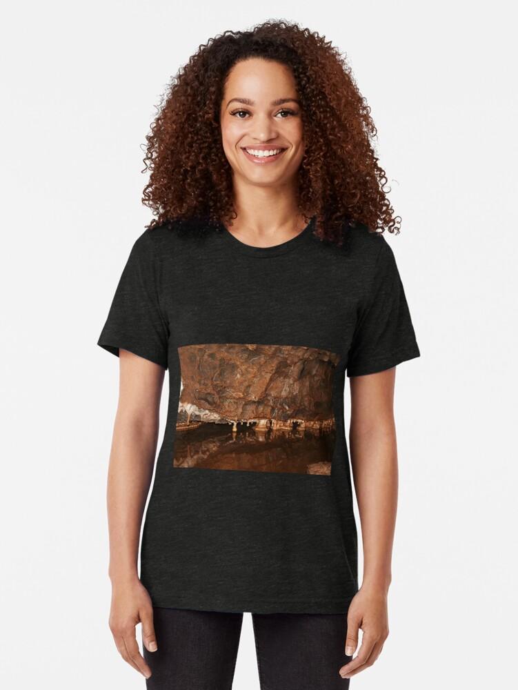 Alternative Ansicht von Königliche Höhle Vintage T-Shirt