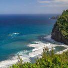 Majetic Cliffs by Alla Gill