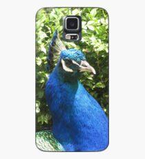 Peacock Pride Case/Skin for Samsung Galaxy