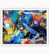 Underwater Excursion Sticker