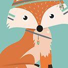 Felix Fox by wildwoodlands