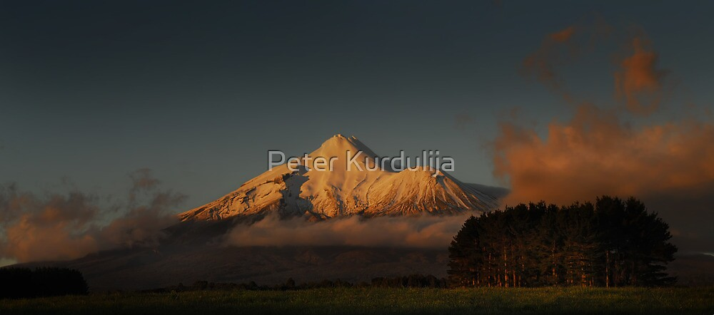 Golden Hour by Peter Kurdulija
