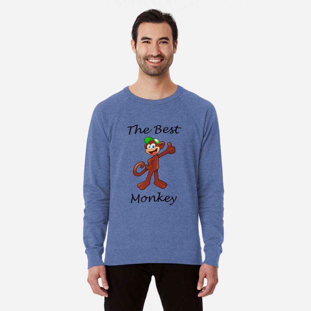 El Mas Mono Lightweight Sweatshirt