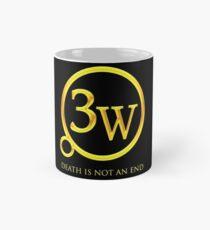 """3W Logo - """"Tod ist kein Ende"""" Tasse (Standard)"""