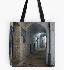 Abuhav alley Safed Tote Bag