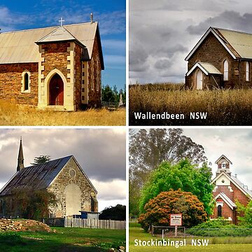 Country Churches NSW by RosalieDale