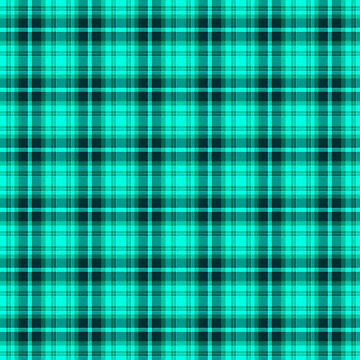 Spearmint Green Tartan Plaid Pattern by harrizon