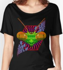 PRAYING MANTIS - 287 Women's Relaxed Fit T-Shirt