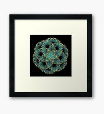 ©DA FS Simple V2.2 FX. Framed Print