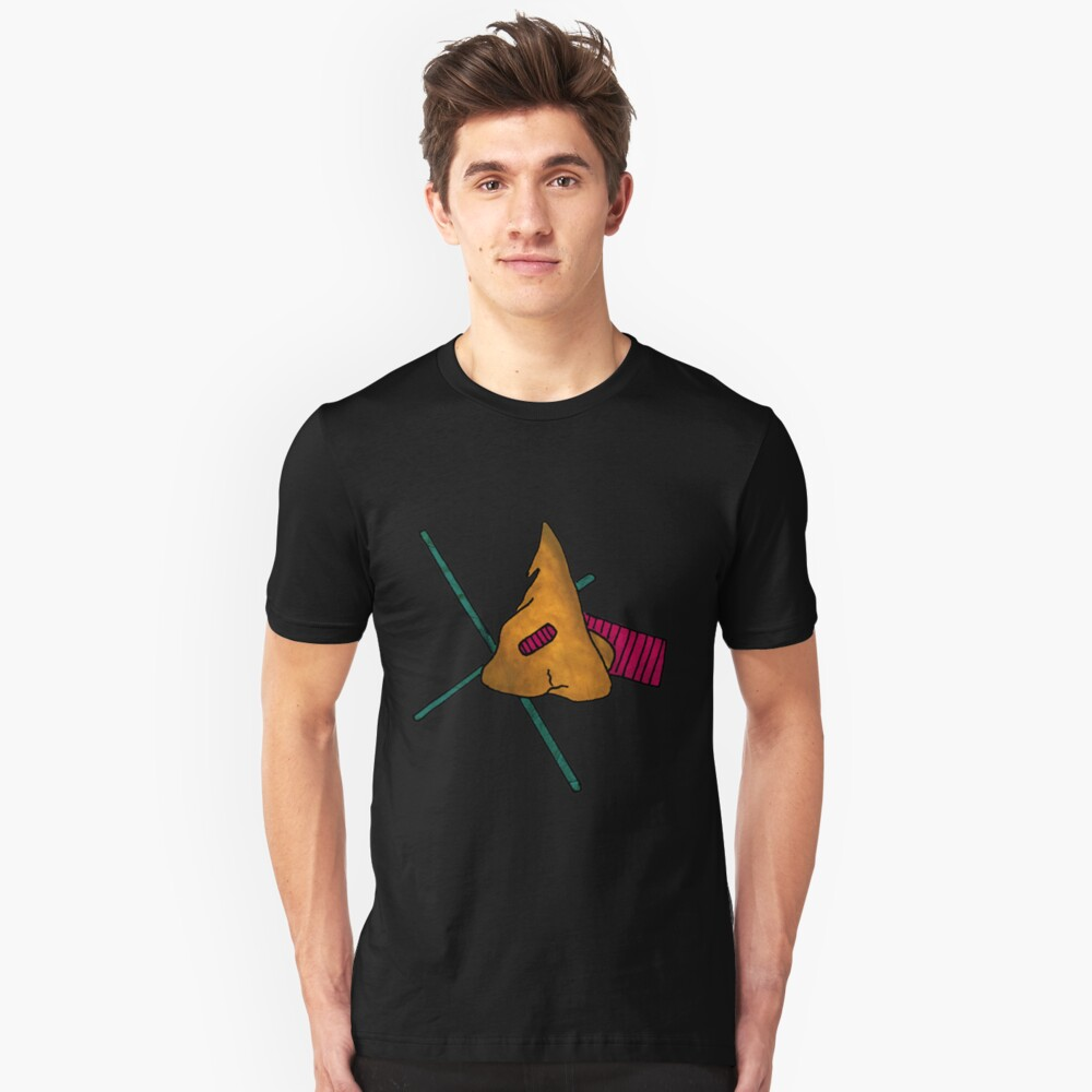A Broken Nose In a Kind Town Unisex T-Shirt Front