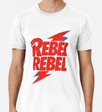 Rebel Rebel Bowie Premium T-Shirt