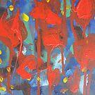 Red Poppies by Anita Revel