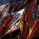 Food - salted fish by Marjolein Katsma
