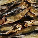 Food - dried fish by Marjolein Katsma