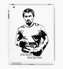 Pacman Pacquiao iPad Case/Skin