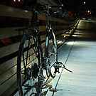 late night cycling by Danny  Cross