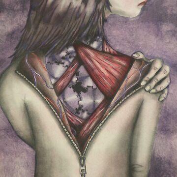Anatomy  by NicoleH09