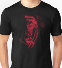 red smoke Unisex T-Shirt