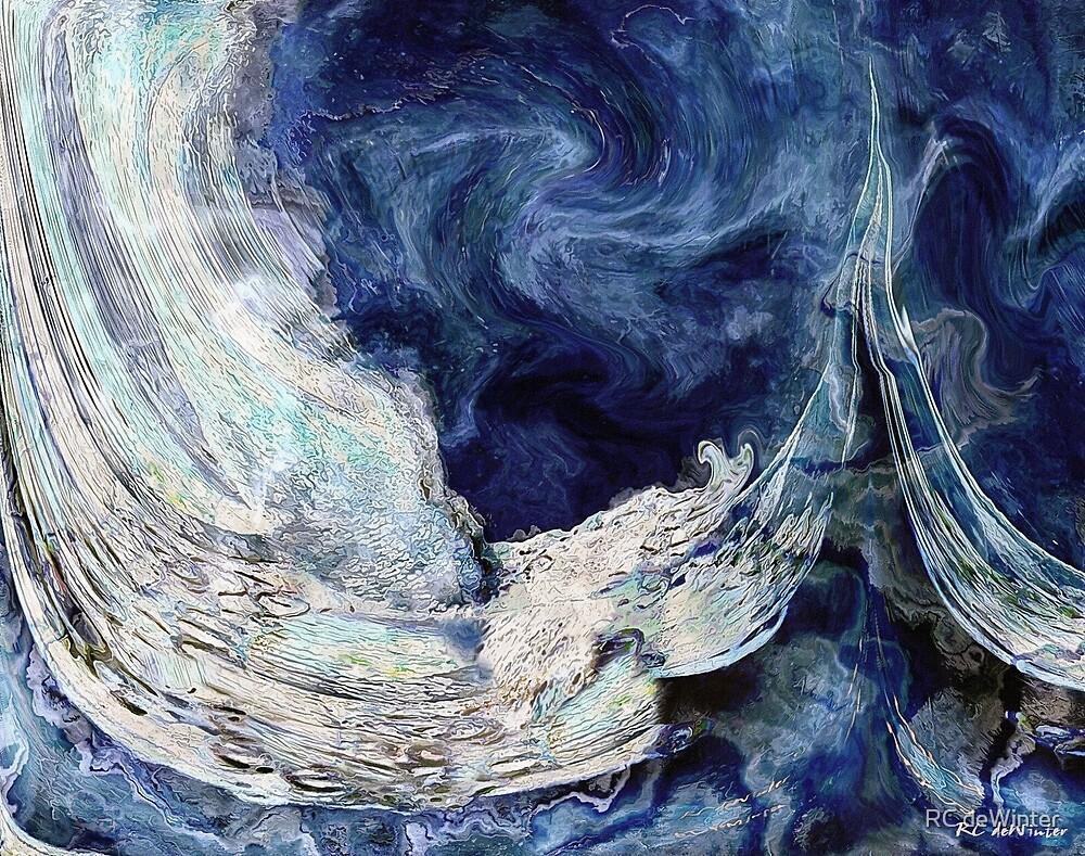 Turbulent Sea by RC deWinter