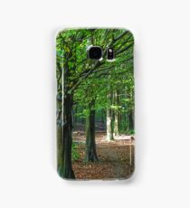 The Beech Woods Samsung Galaxy Case/Skin