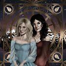Sisters by Dark-Beautiful