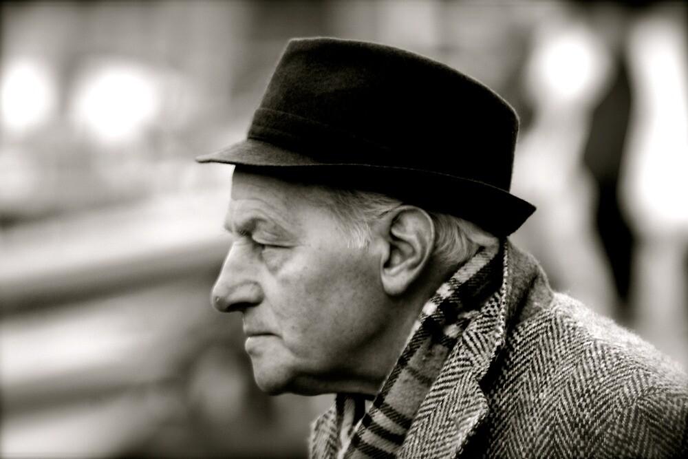 Venetian gentleman by Richard Pitman