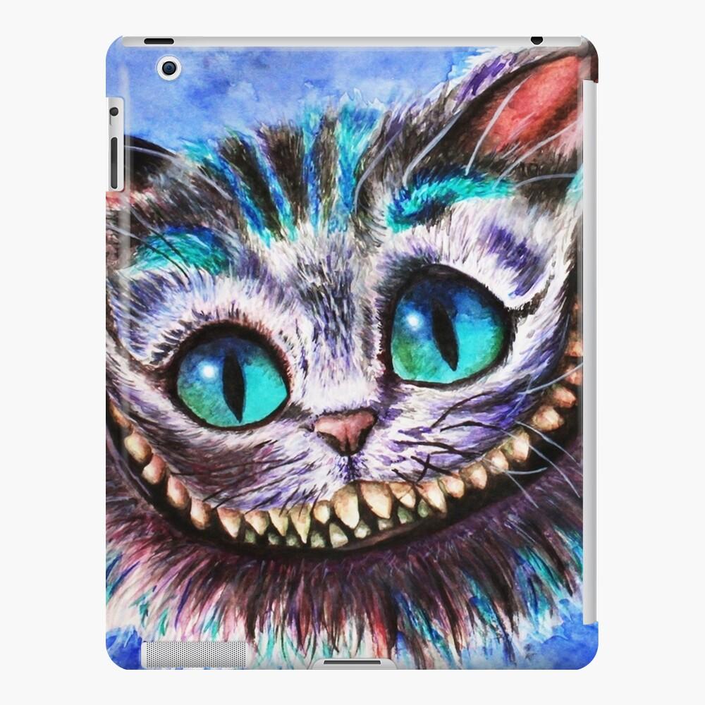 Cheshire Funda y vinilo para iPad