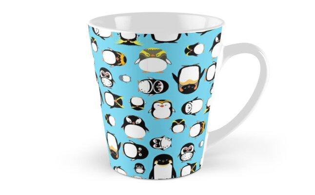 Kennen Sie Ihre Pinguine von PepomintNarwhal