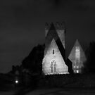 St Doulagh's Church by Martina Fagan