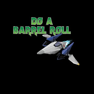 Do a Barrel Roll! by mattskilton