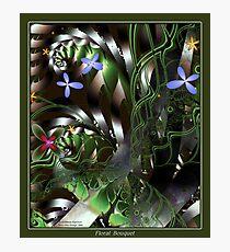 Floral Bouquet Photographic Print