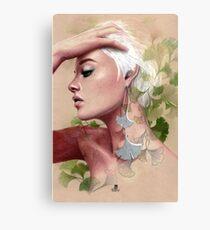 gingko Canvas Print