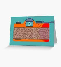 Pentax Greeting Card